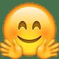Un nuevo emoji que supuestamente abraza