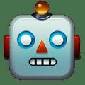 Aveces hay que poner tu cara de robot