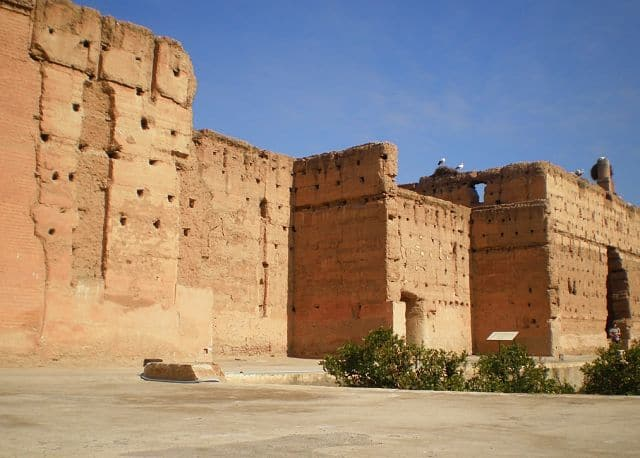 seguridad en marruecos -