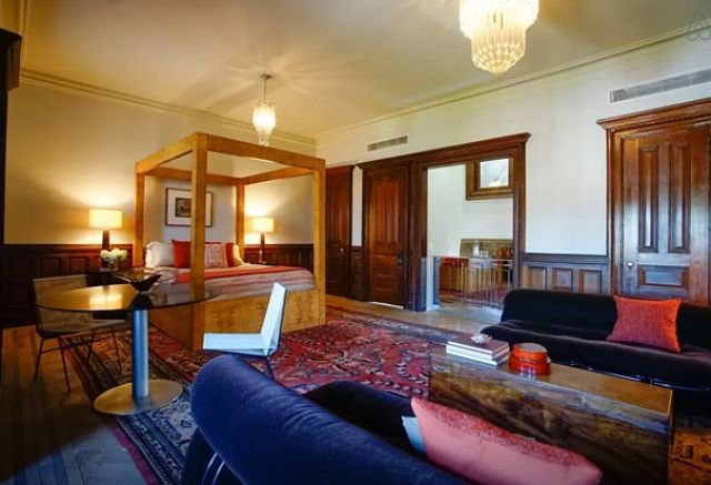 En vez de ir a un hotel en Nueva York, alquila un apartamento entero