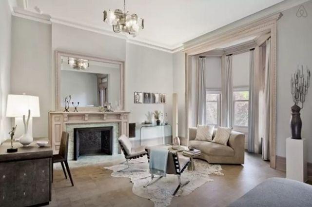 Déjate enamorar por estos lujosos apartamentos Nueva York.