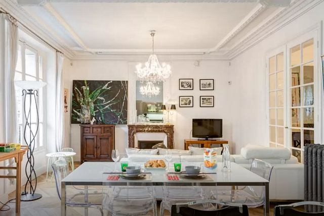 Apartamentos en París que volverían loca a tu novia (4)