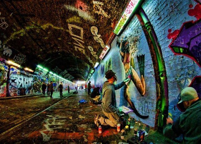Nuevo turismo por Londres 2.0 Una guía alternativa (1)