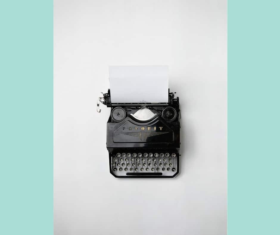 Lo único que tienes que hacer para conseguir dinero rápido es escribir bien