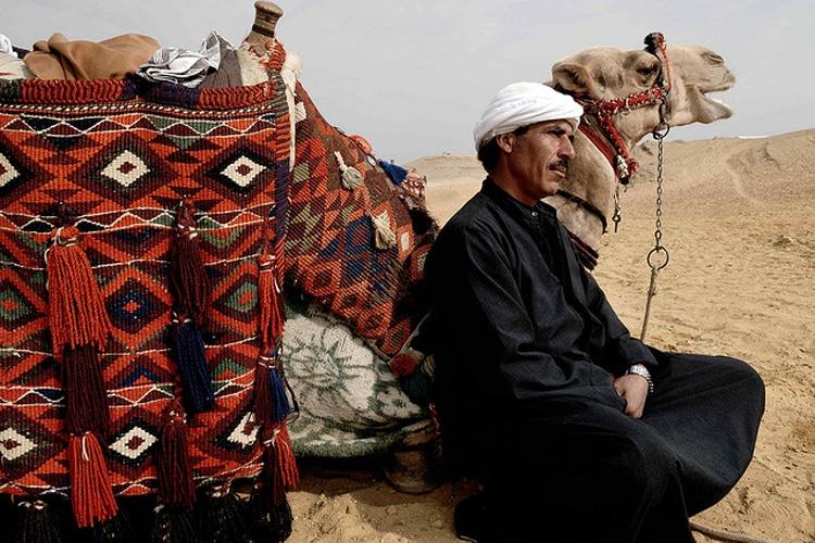 turismo en egipto de una manera original