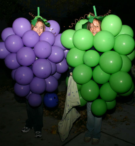El disfraz más fácil de carnaval