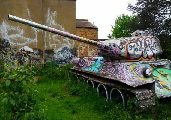 los tanques son muy alternativos por cierto