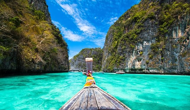 Viajar a Tailandia por Libre (1)