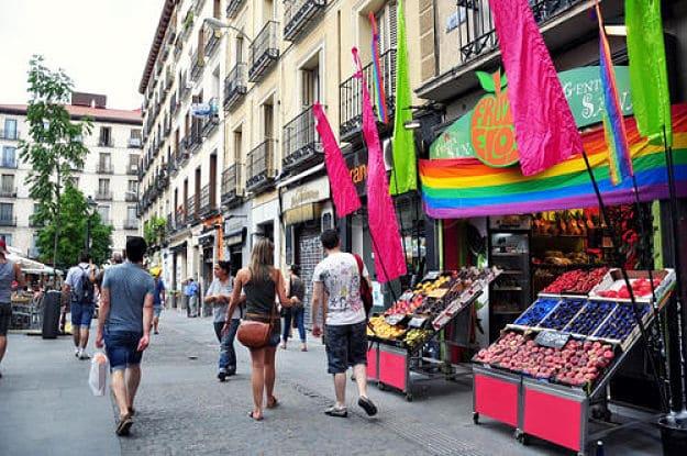 Madrid Londres, dime qué barrio madrileño te gusta y te diré dónde ir en Londres (1)