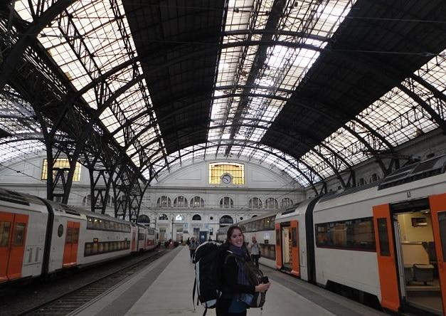 Domina el Interrail
