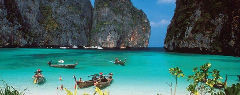 Circuitos por Tailandia