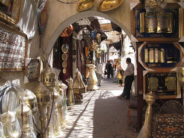 aprende a regatear y viaja a Marruecos siendo el rey del regateo (1)
