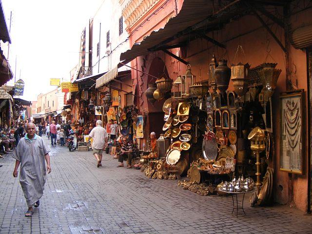aprende a regatear y viaja a Marruecos siendo el rey del regateo (2)