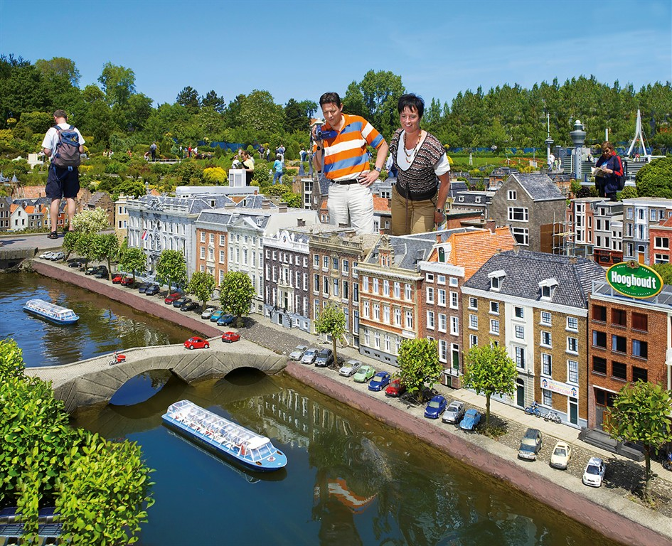 viajar con niños por europa