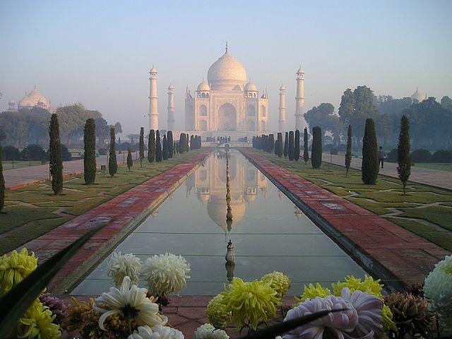 viajes organizados india