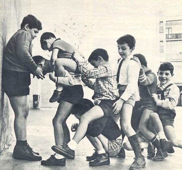 Increible Los 20 Juegos De Patio De Colegio De Ninos De Los 80