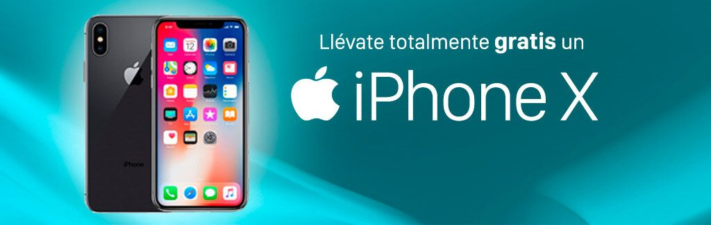 Sorteo iPhoneX gratis