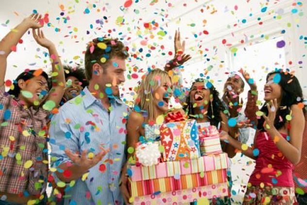 Impresionante 15 sorpresas para un buen cumplea os for Regalos para fiestas de cumpleanos infantiles