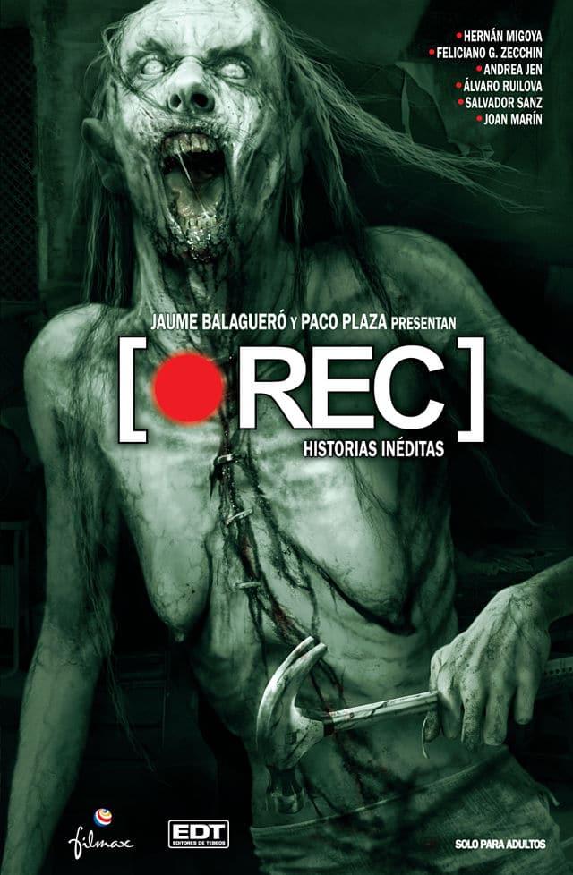 Ideas para Halloween película REC