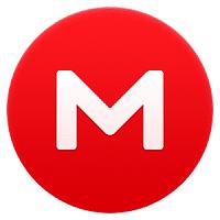 logo mega una de las mejores apps iphone x