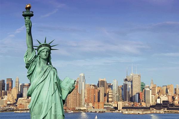 foto estatua de la libertad viaje a Nueva York
