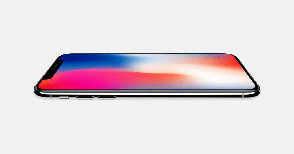 foto del nuevo iphone x