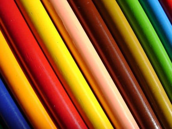 fotografia de colores