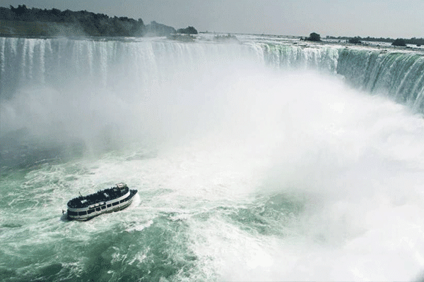 foto viaje cataratas niagara