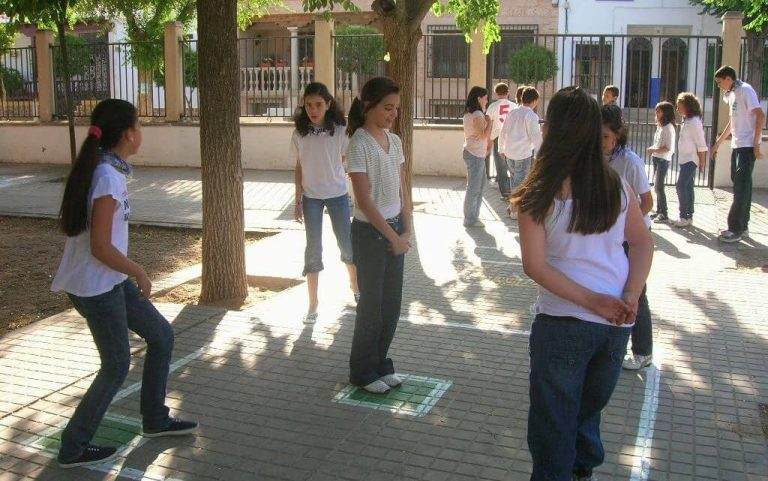 juego de niños el cuadrado