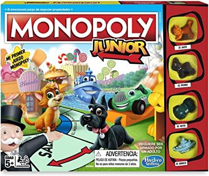 regalos para niños monopoly