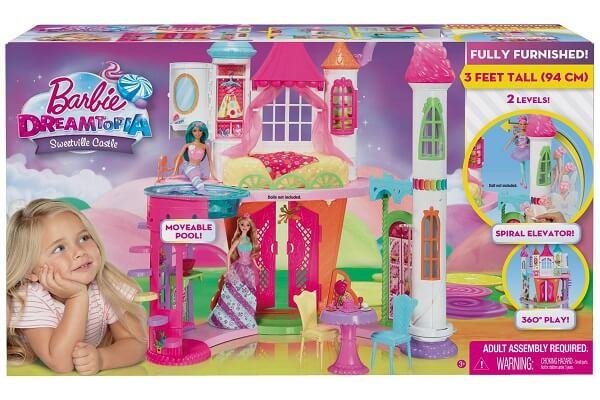 regalos de navidad para niñas barbie dreamtopia