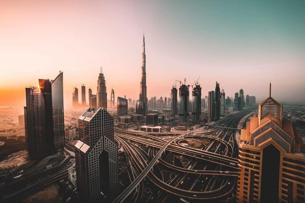 Foto ciudad viajar a dubai