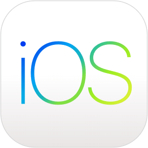 iOS software Apple
