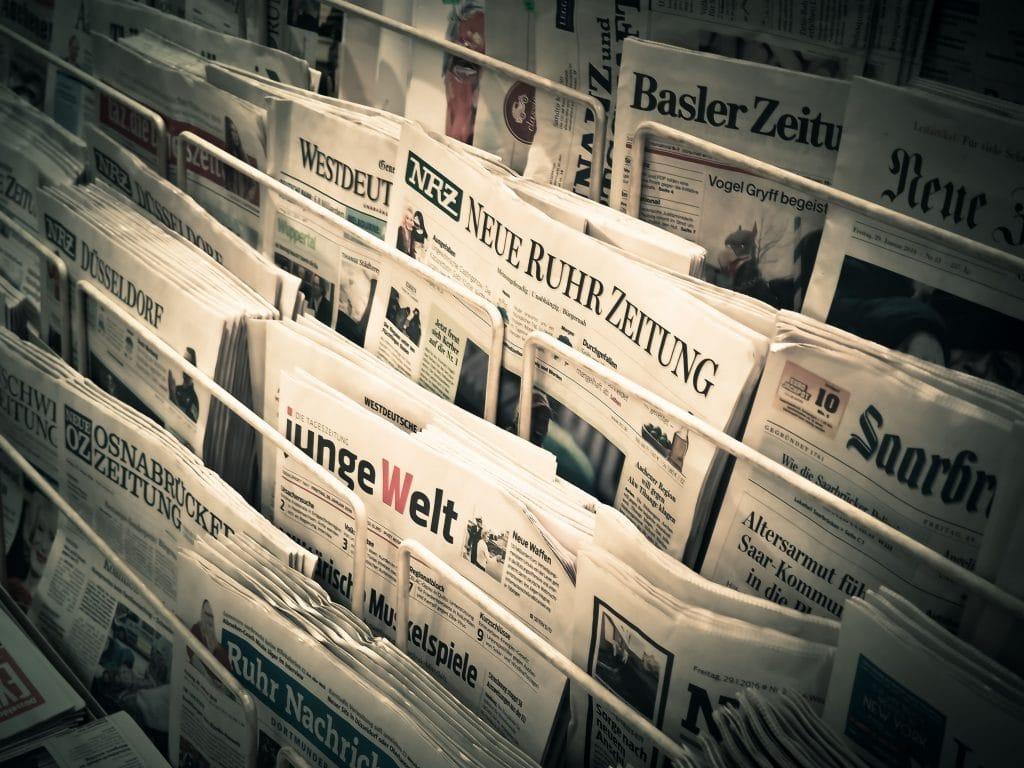 periodicos noticias reales o falsas