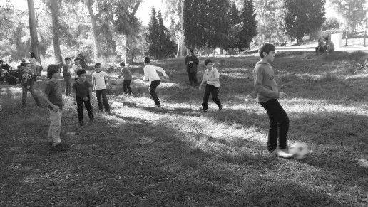 ejemplo de juegos de patio